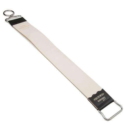 Dovo Two-Side Leather and Fabric Hanging Strop