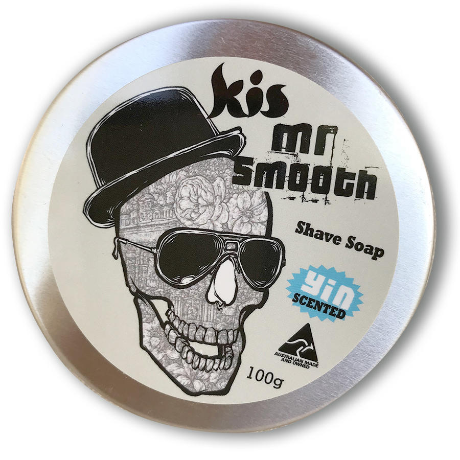 Mr Smooth Shave Soap