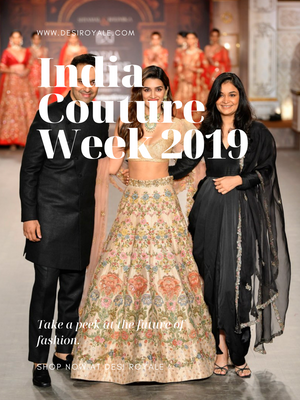 India Couture Week 2019 - Shyamal and Bhumika