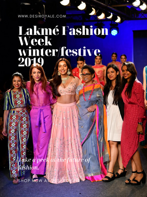 Lakmé Fashion Week winter/festive 2019 - Kraft Corridor