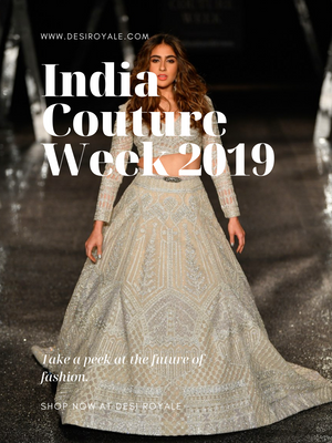India Couture Week 2019 - Falguni Shane