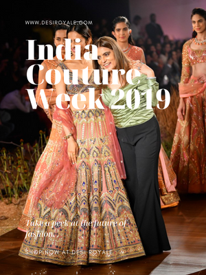 India Couture Week 2019 - Reynu Taandon