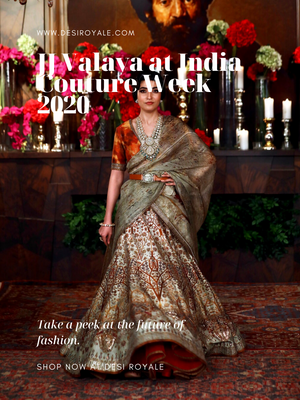 JJ VALAYA AT INDIAN COUTURE WEEK 2020