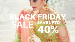 BLACK FRIDAY SALE - save upto 40%