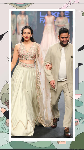 Lakme Fashion Week Summer 2018 - Arbee by Ravi Bhalotia