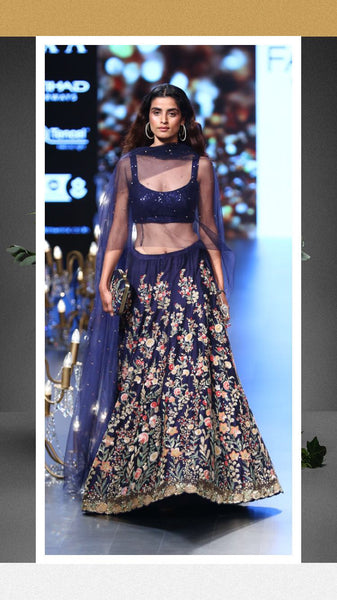 Lakme Fashion Week Summer 2018 - Shyamal & Bhumika