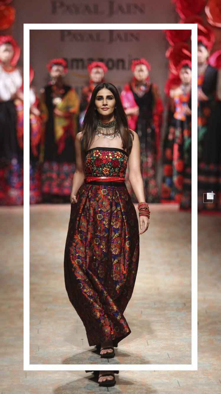 Amazon India Fashion Week spring/summer 2018 - Payal Jain
