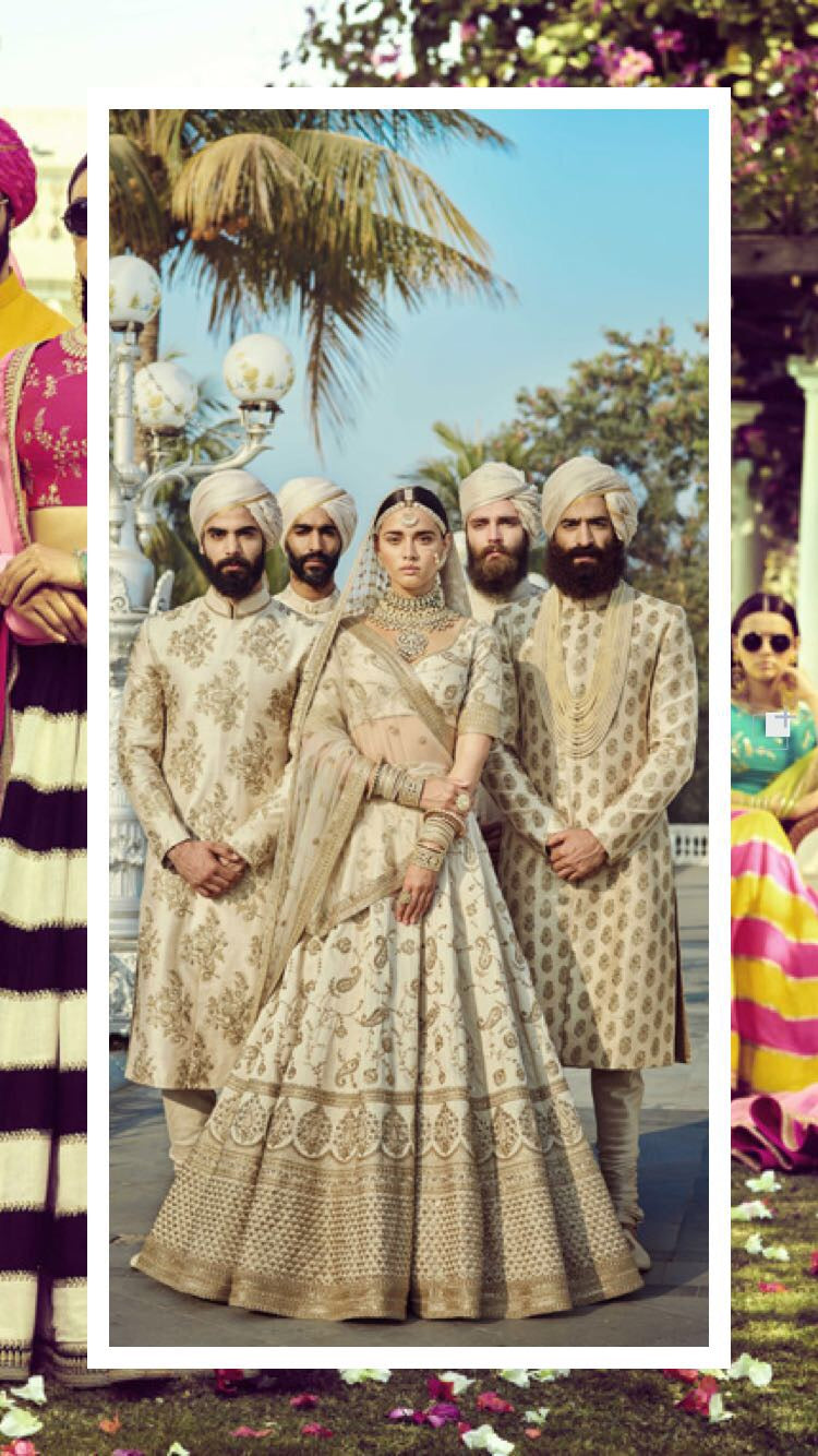 Summer Collection by Sabyasachi Mukherjee