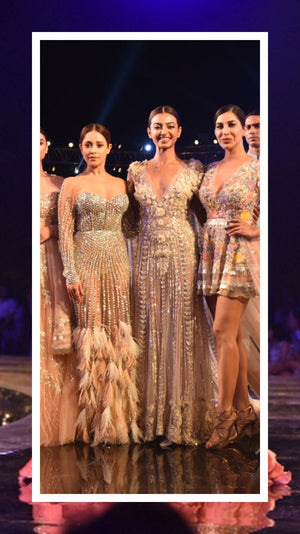 Manish Malhotra's Summer Couture Collection 2018
