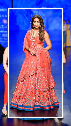 Amazon India Fashion Week Autumn/Winter 2018 -  Karishma Deepa Sondhi