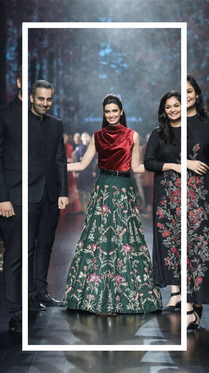 Amazon India Fashion Week Autumn/Winter 2018 - Shyamal and Bhumika