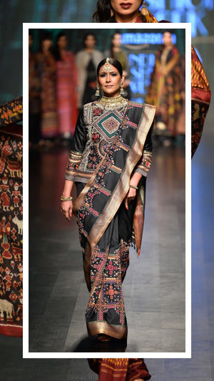 Amazon India Fashion Week Autumn/Winter 2018 - Madhu Jain