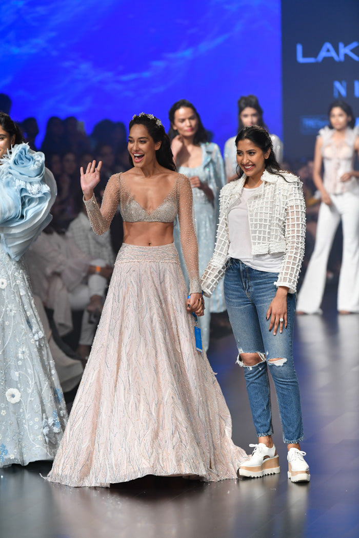 Lakme Fashion Week Summer/Resort 2019 - Shriya Som