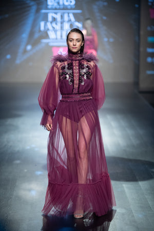 Lotus Make up India Fashion Week Autumn/Winter 2019 - Pallavi Mohan