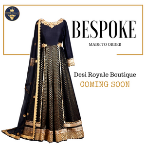 DESI ROYALE BOUTIQUE - COMING SOON