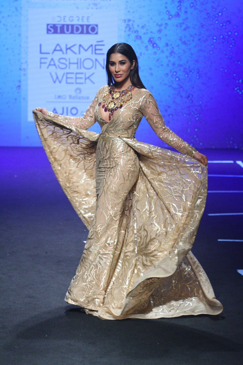 Lakmé Fashion Week Summer/Resort 2017 - Abha Choudhary Collection