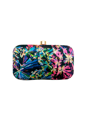 Marble Print Clutch bag - Desi Royale
