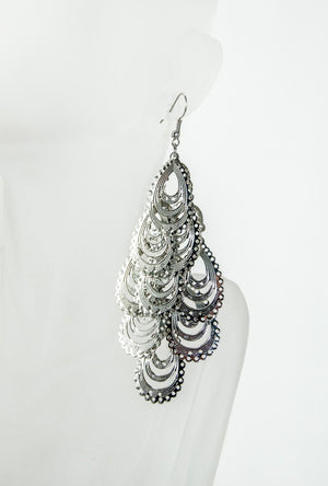 Bohemian earrings - Desi Royale