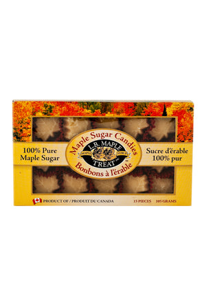 Pure Maple Sugar Candies - Desi Royale