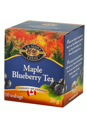 Maple And Blueberry Tea - Desi Royale