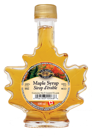 Pure Maple Syrup - 100ML - Desi Royale