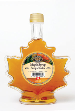 Pure Maple Syrup Canada Grade A, Amber Rich Taste - Desi Royale