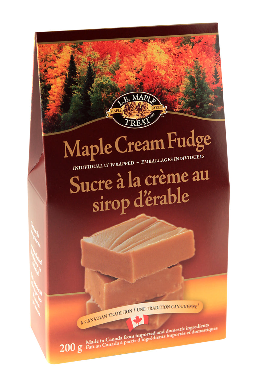 Maple Cream Fudge - Desi Royale