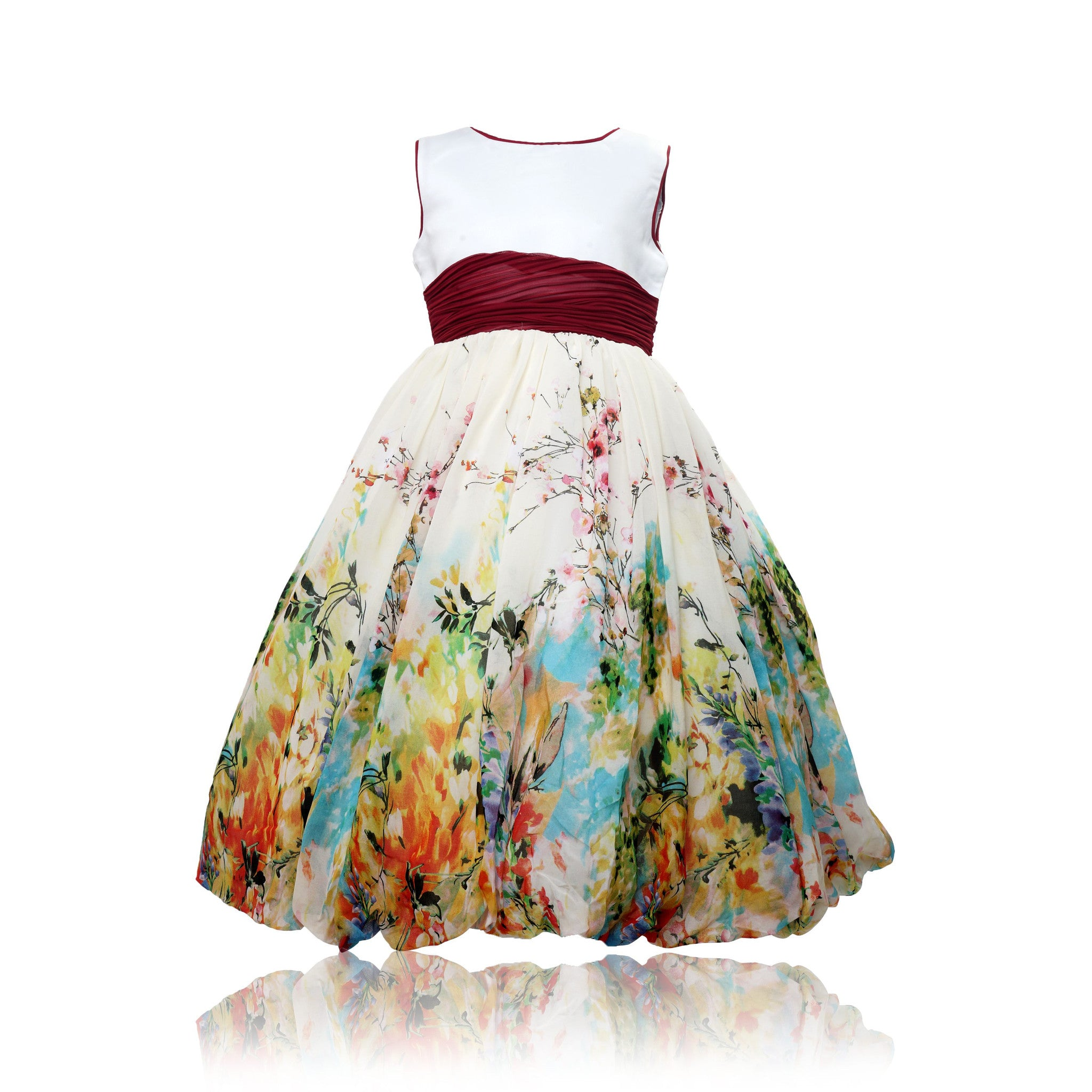 30da38f509a Party Wear Dresses   Frocks for Kids Girls Online India – Coctail.in