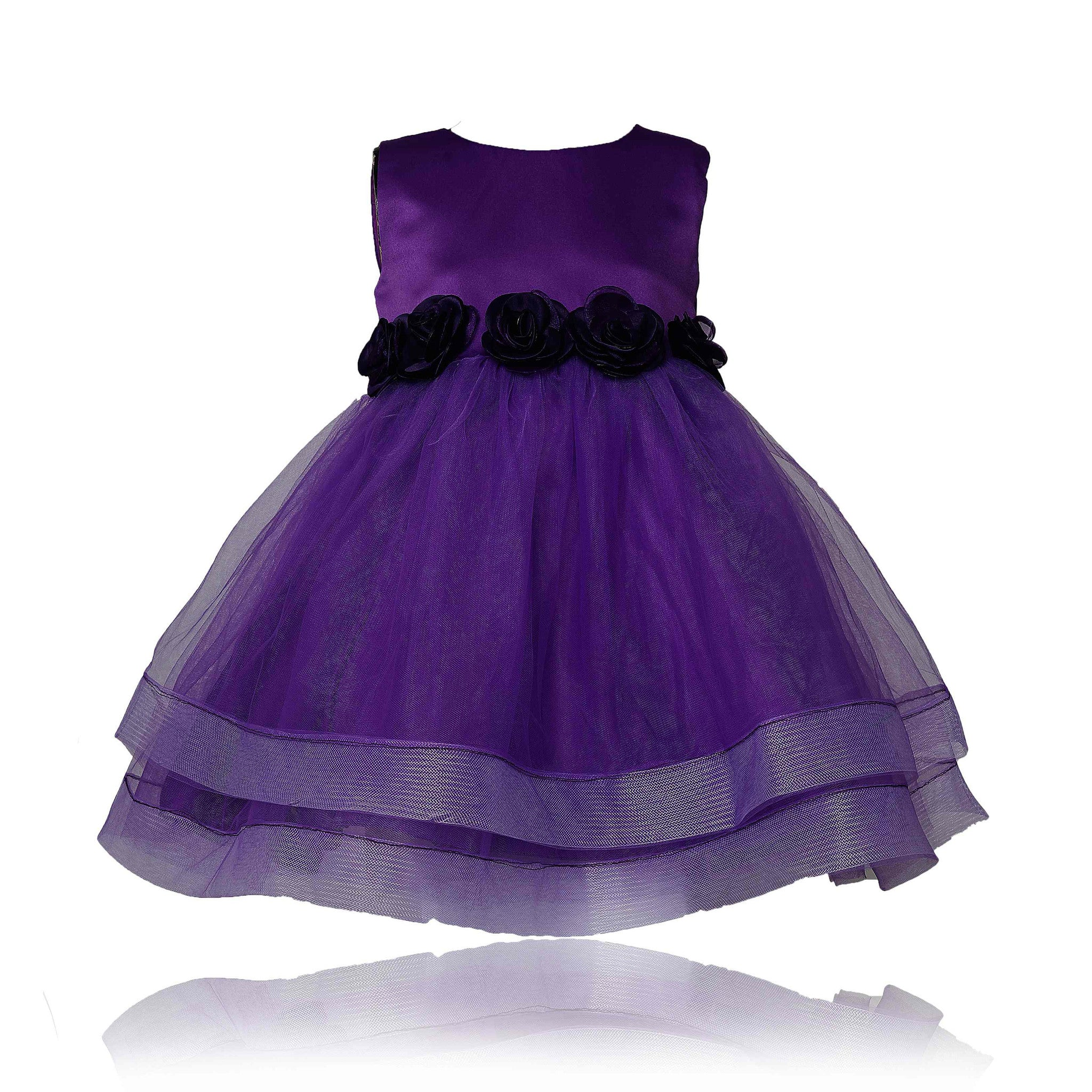 046f0efb11ae Buy Coctail Purple Mesh Top For Girls Online - Coctail