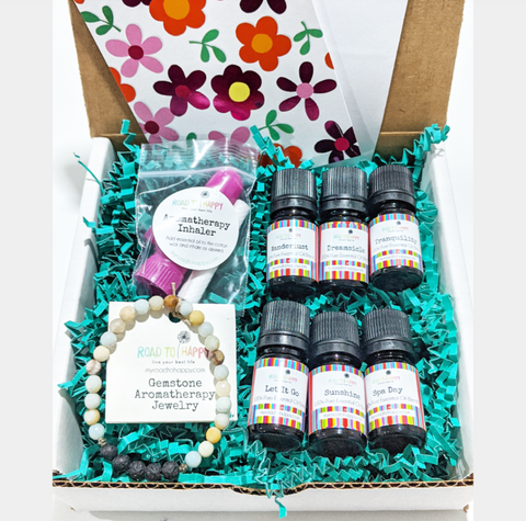 Gift Box - Essential Oil Diffuser Gift Set