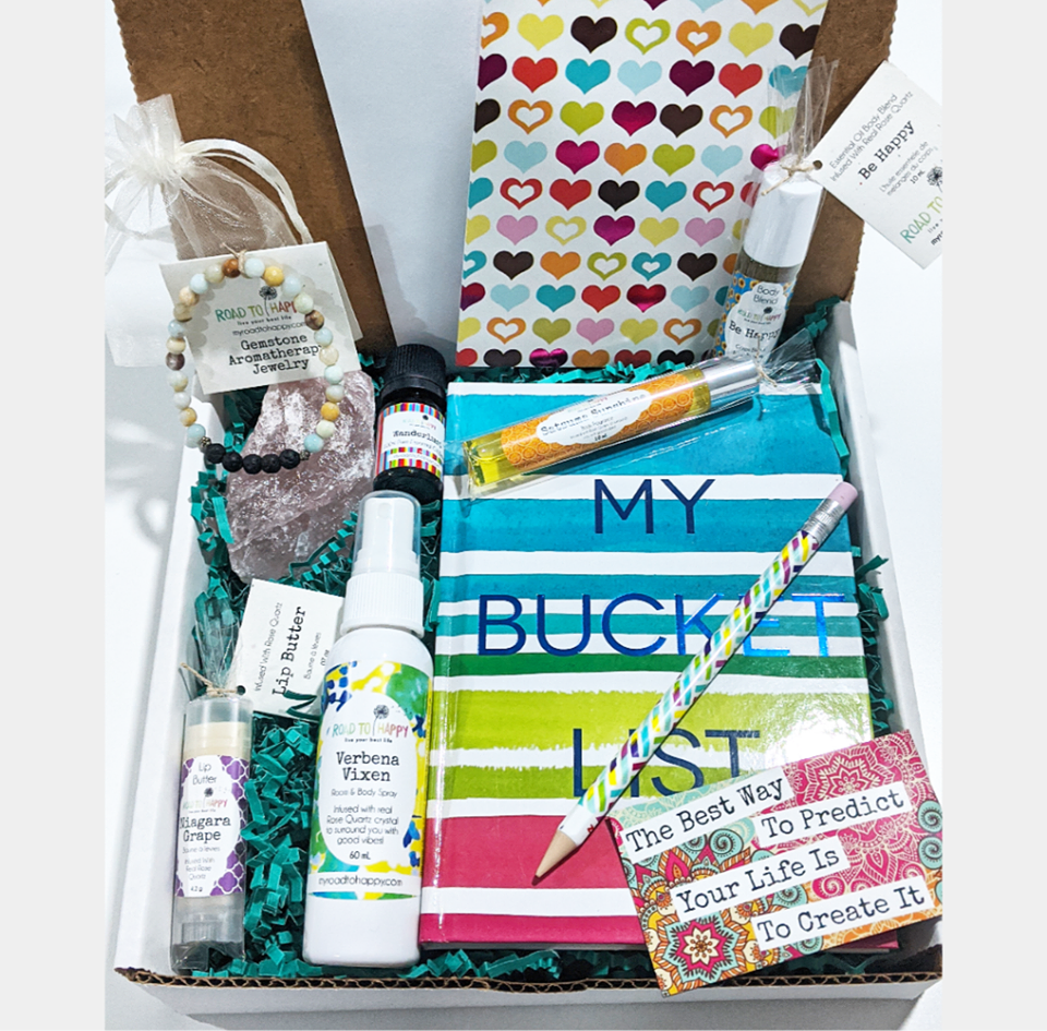 Gift Box - Bucket List Deluxe