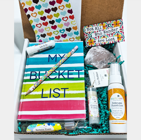 Gift Box - Bucket List