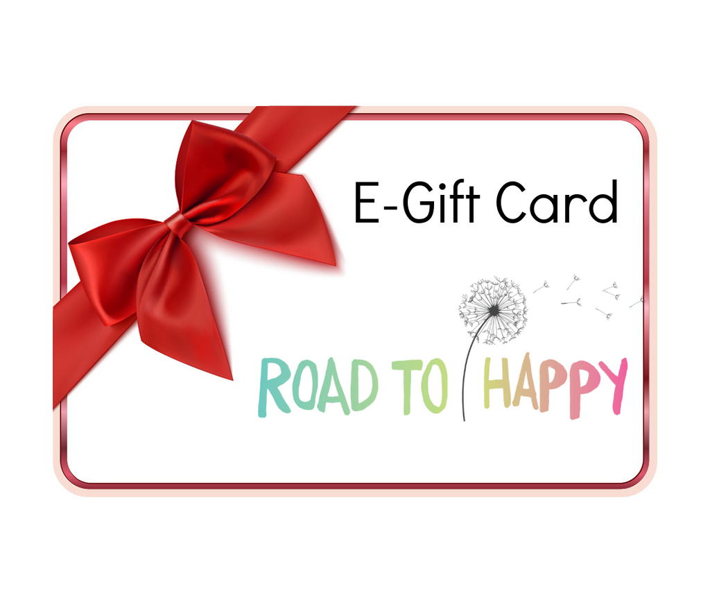 Road to Happy E-Gift Card
