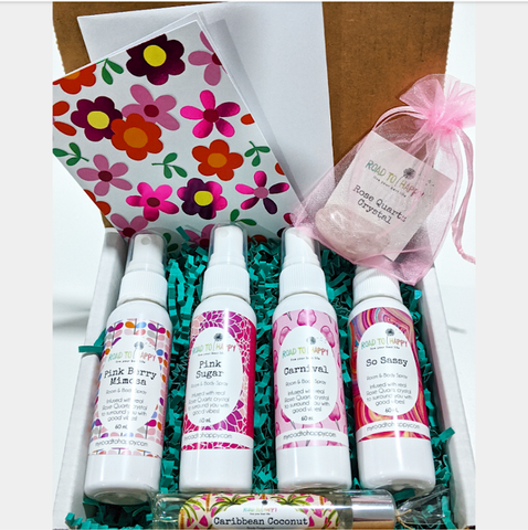 Gift Box - Pretty In Pink