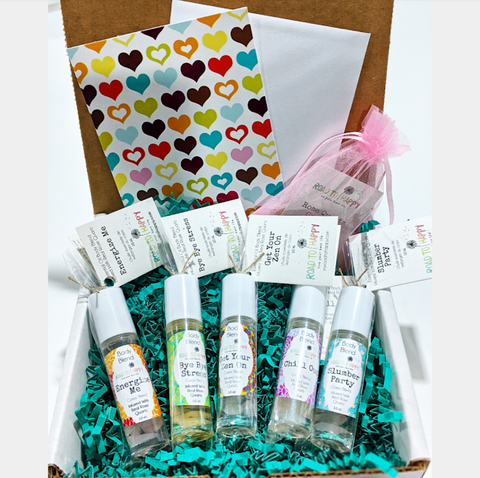 Gift Box - Anxiety & Stress Buster