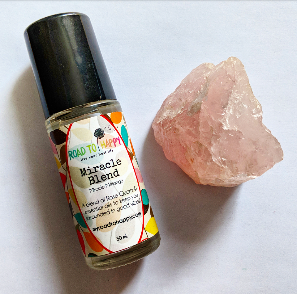 Essential Oil Miracle Blend