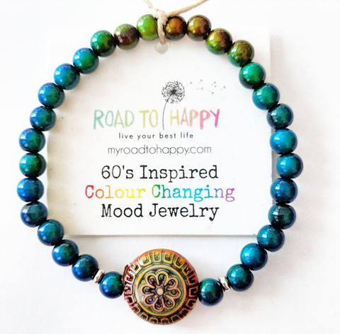 "Color Changing ""Mood"" Bracelet"