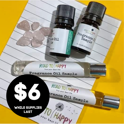 Awesome Deal - Fragrance Oil Samples