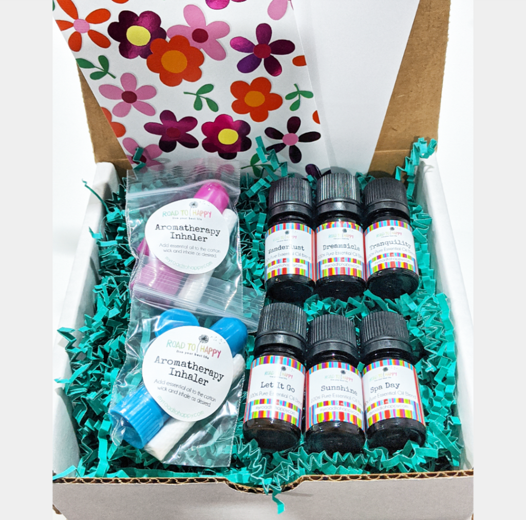 Gift Box - Essential Oil Sampler