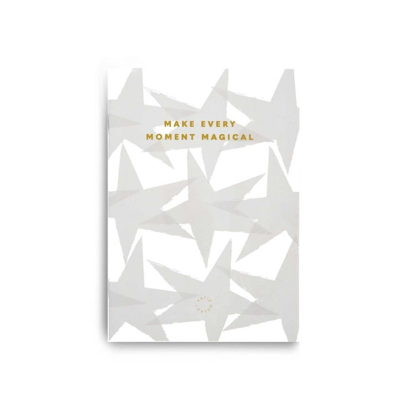 DUO PACK NOTEBOOKS | MAKE EVERY MOMENT MAGICAL, EXPLORE DREAM DISCOVER