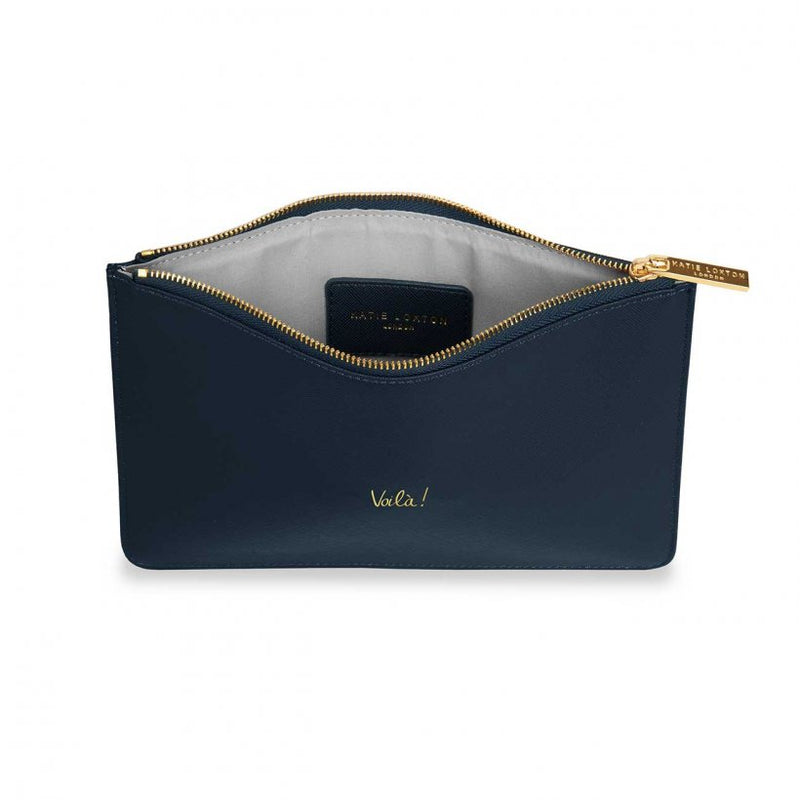 Katie Loxton Perfect Pouch 'Voila' Navy