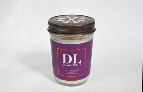 Downlights Preserving Jar Candle