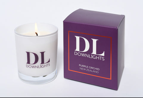 Downlights NEW Purple Orchid Classic Candle