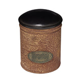 Spice Tin: Rustic Look (MANDLE or Man Candle)