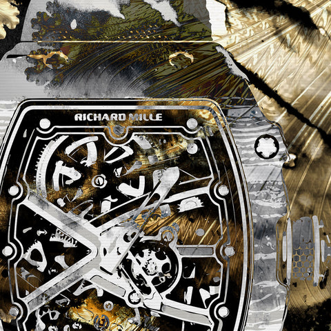 Mayfair Richard Mille MFRM444 Golden Saviour