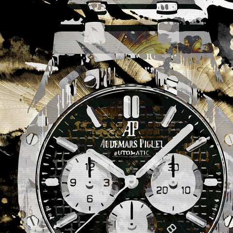 Audemars Piguet Royal Oak Chrono MFGSAP555 Golden Saviour