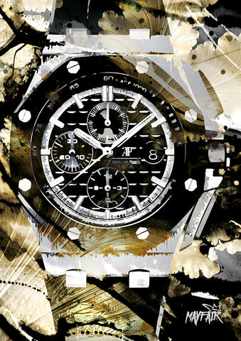 Audemars Piguet Royal Oak Offshore MFGSAP000 Golden Saviour