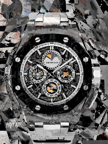 Audemars Piguet Royal Oak Grande Complication 'APRO555'
