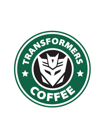 Alfonso Soriano 'Transformers Coffee'