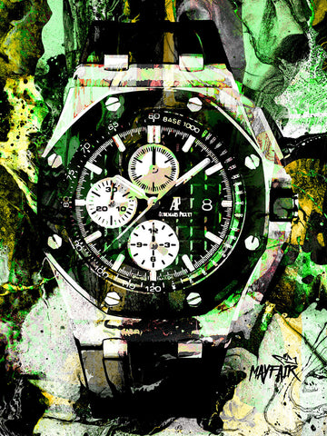 Mayfair 18 Audemars Piguet Royal Oak Offshore APR999